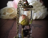Widow & Blossom Necklace