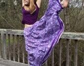 Handmade skirt, Plus size skirt, cotton skirt, Indian print, boho skirt, festival skirt