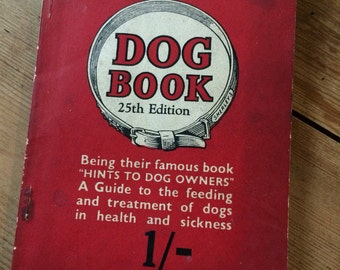 Sherleys dog book 25th edition