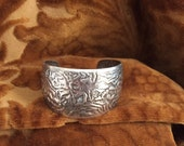 DESTASH, Silver Cuff Bracelet, Brass Cuff, Bracelet Supply, Jewelry Supply