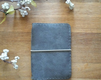 A6 SIZE Gray BohoDori Traveler's Notebook
