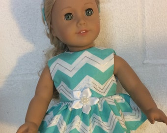 "Doll clothes for the 18"" doll like the American. Girl"
