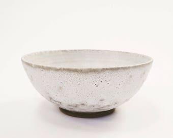 Ships Now- large salad/ soup bowl by sara paloma