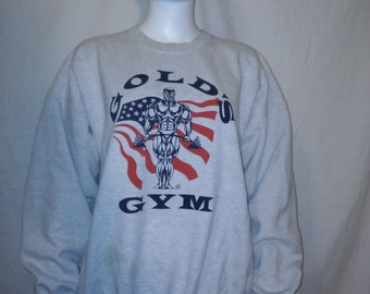 GOLD'S GYM 90's Sweatshirt