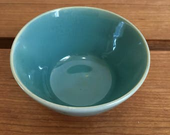 Tiny Bowl | Small Blue Bowl | Small Side Dish | Blue Side Dish