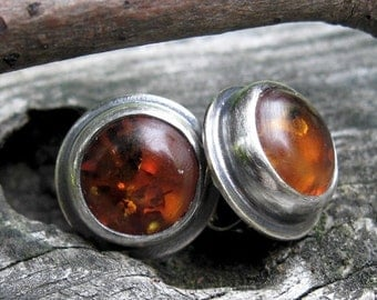 20% OFF Today Amber Earrings ... amber button studs 10mm amber earrings large