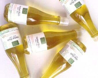Herbal Rich Hair Oil   Hot Oil Treatment   Olive Almond Hair Oil