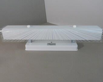 "Mid Century Vanity Four Light Fixture Vanity Light Bar 24"" Starburst pattern"