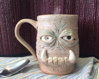 Gug the Monster Mug