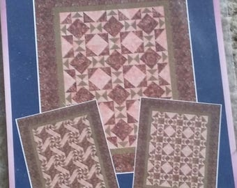 TripleExpresso - Shake, Rattle & Rol by Prairie Sky Quilting