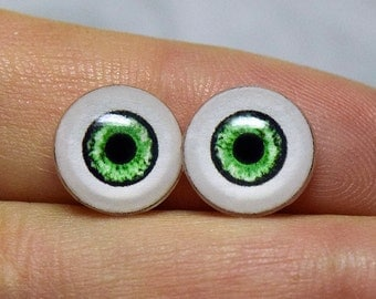 NEW! Doll eyes 10mm AD color Holly