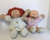 Cabbage Patch Doll Set 1980's SALE Vintage Pacifier