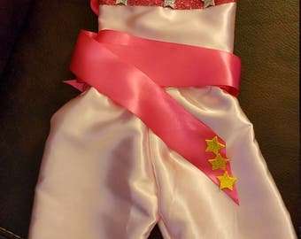 Shimmer Shine Birthday outfit newborn all sizes custom