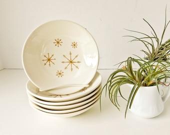 Vintage Berry Bowls, Vintage Bowls, Ironstone bowls, Star Glow China, Vintage Salad Bowls