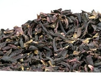 Organic Dried Flowers - Dried Hibiscus Flower Petals - Organic Flowers - Organic Dried Hibiscus - Potpurri - Soap Making - Additives