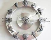 Custom Star Trek Clock