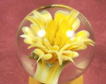 Deep flower marble