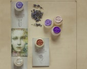 Bath and Beauty Set, Solid Natural Perfume Samples, Cute olfactory adventure pack of 15, Nature fragrances, Luxury gift pack, Eco-friendly