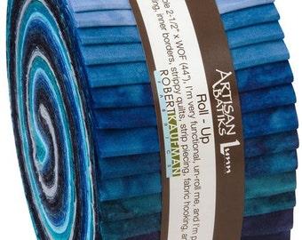 211490 Roll-up fabric roll Artisan Batiks Prisma Dyes Robert Kaufman