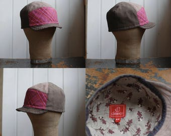 SALE XS: Lightweight hats at reduced prices, choose 7 panel, 6 panel, cadet, military, baseball, bike, cycling hats, from recycled materials