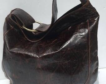 Large Leather Hobo, Hobo Bag, Large Leather Bag, Leather Weekender, Leather Hobo Bag, Leather Bag, Large Leather Purse, Weekender Bag