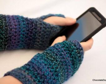 Fingerless gloves, Texting gloves, Women's medium
