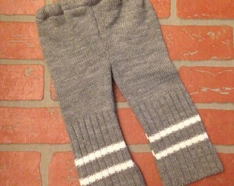 6-9 Month Sporty Sweater Pants