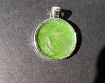 Green Pendant - Small