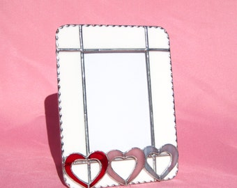 Elegance 5 X 7 Stained Glass Picture Frame By Hobbymakers