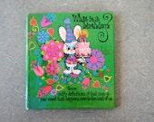 Vintage Book, What Is a Birthday, 1960s Book, Friendship Book, Sunbeam Library, Charles Pennaertz Illustrated, Kawaii Zakka Birthday Book