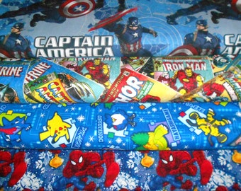 SCRUB TOPS, *SUPER HeROES #7*, Your Choice (Please Read Body of Listing)