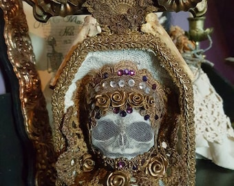 Holy Death Reliquary by Macabre