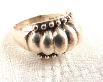 Vintage Size 9 Sterling Ring