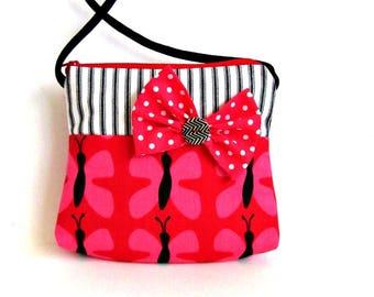 girls purse cross body bag