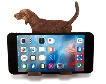 Fox Hound Cell Phone Holder Cell Phone Stand for Cell Phone Charger American Foxhound Lover Gifts items for English Foxhounds