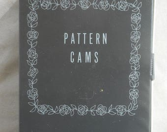 Vintage Kenmore Sewing Machine Attachments - Pattern Cams
