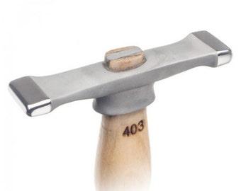 Fretz Maker® Miniature Narrow Raising Hammer
