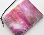 Collage Paper Junk journal Mini Notebook Wabi Sabi Purse Size Jotter with 1 Refill smash scrap journal