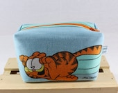 Garfield Zipper Pouch Recycled