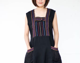 D018--Cute dress with Cute lines
