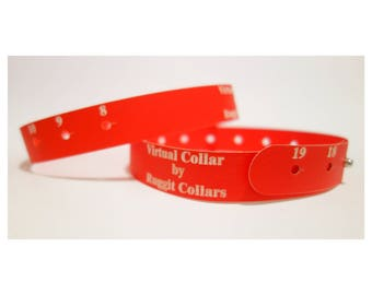 Virtual Dog Collar for Measuring Assistance of Dog Neck-Receive full 5 dollar credit-Code will be enclosed with your Virtual Dog Collar