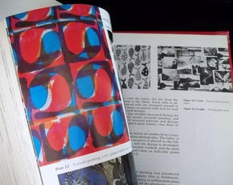 Textile Book hardbound 320 pages Get to know your Textiles fabrics by Marjory L Joseph