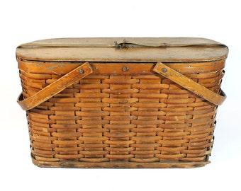 Hawkeye Basket Refrigerator - Burlington Iowa