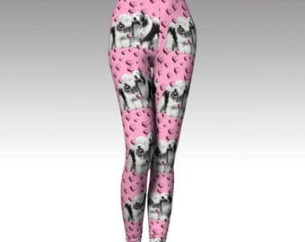 Old English Sheepdog Leggings