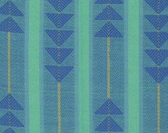 SALE - Anna Maria Horner - Loominous Collection - Traffic in Denim
