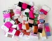 Embroidery Floss / Threads Lucky Dip! 5 Random Skeins - Studio De Stash, Haberdashery Supplies
