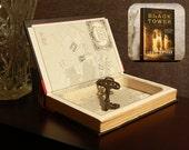 Hollow Book Safe - The Black Tower - Secret Book Safe