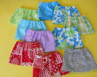 18 inch doll clothes made to fit dolls such as American Girl, Skirt Birthday Party Pack Favors 3.00 EACH