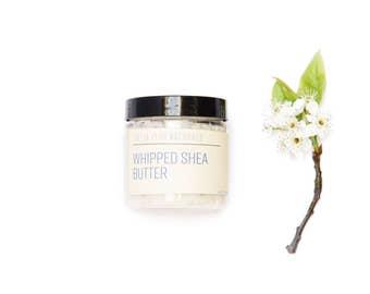 Whipped Organic Shea Butter/Whipped Body Butter/African Shea Butter