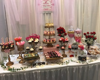 Candy and Dessert Buffet - NEW!!